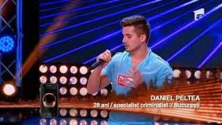 """Daniel Peltea - Labrinth feat. Emeli Sandé - """"Beneath Your Beautiful"""" - X Factor Romania"""