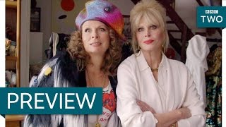 Ab Fab's Patsy and Edina on 100 years of Vogue - Absolutely Fashion: Inside British Vogue: Preview
