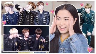 BTS 뱁새 (Baepsae/Crowtit/Silver Spoon) LIVE JHOPE Focus Fancam Reaction & Mini Rant: He's Not Ugly!