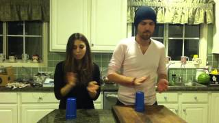 """Cupping Cousins: """"You're Gonna Miss Me When I'm Gone"""" Cup Song"""