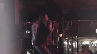 LIVE VIDEO-Pride And Joy (SRV Cover) by Edwin And Elitsa Denninger Live at SunnyBeach, Bulgaria
