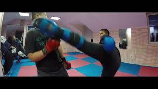 Olympic Karate-WKF-Kumite Techniques