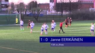 Edustus: FJK - JIlves 1-0