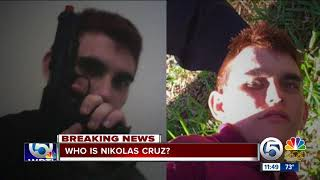 Who is Nikolas Cruz?