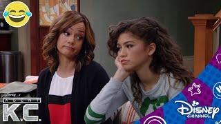 L'Agent K.C. | Drame d'adolescents | Disney Channel BE