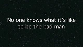 Behind Blue Eyes - The Who - lyrics