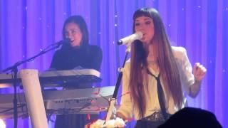Christina Perri - Please Please Me - Seattle WA 5/24/2014 Neptune - live