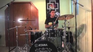 Restart-Menina Estranha [Drum Cover] By Mario Arámbula