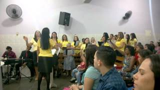 18º Aniversário do Círculo de Oração do Jardim América 2 - Adorarei - Fabiana Anastácio