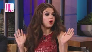 Selena Gomez Takes Birthday Whiskey Shots - Jay Leno