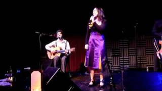 Deolinda - Movimento Perpetuo Associativo at Joe's Pub, NYC - LIVE