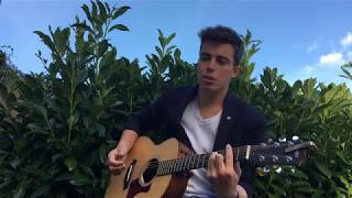 """""""Another love""""  Tom Odell (cover acoustique)  Valentin Godineau"""
