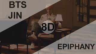 BTS (방탄소년단) JIN - EPIPHANY [8D USE HEADPHONE] 🎧