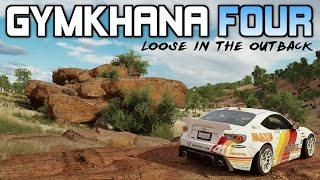 Forza Horizon 3 - GYMKHANA FOUR - Loose in the Outback - Widebody GT86