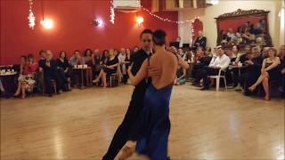 Pescara Tango Festival 3.2 - Alejadra Gutty e David A. Palo -  Tu, el cielo y tu (Alberto Podesta)