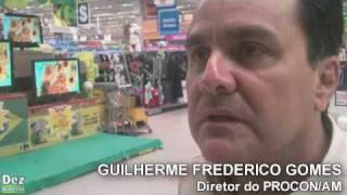 Procon encontra produtos vencidos em supermercados