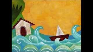 """Né Ladeiras - """"Ao longo de um claro rio de água doce"""" do disco """"Todo este céu"""" (1997)"""