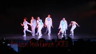 SOLO - BRIAN SANTOS - AMAZON FEST DANCE 2013 (SENIOR)