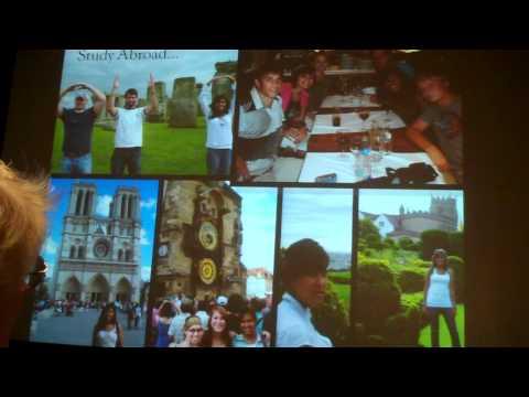 Rotary Scholarship Speech