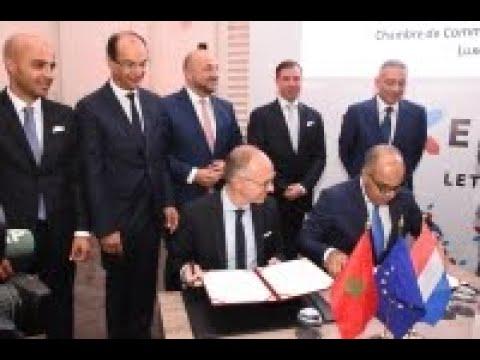 Video : Maroc-Luxembourg : Des opportunités à saisir dans le digital et la cybersécurité