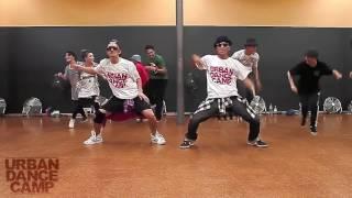 Uptown Funk   Bruno Mars   Hilty & Bosch ft  Keone, Koharu, Chris, Mariel      URBAN DANCE CAMP #bru