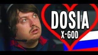 [CS:GO Highlights] DOSIA IQ OVER 9000 (Gambit vs Immortals (bo3)   PGL Major Kraków)