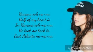 Megan Nicole - Havana (Lyrics)