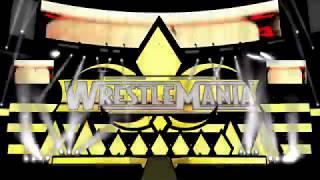 Shinsuke Nakamura WWE wrestlemania 34 Entrance