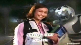 Power Rangers Fuerza Salvaje Intro - HD