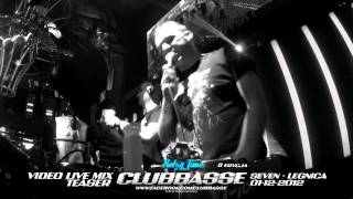 Video Live Mix CLUBBASSE - R.T.I.A IIedycja Seven