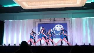 MG Dance Company - 2015 Chicago International Salsa Congress HD