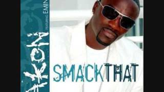 Akon Featuring Eminem Smack That Dirty