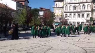 Grupo de Gaiteiros PortoCéltico no Cortejo dos Confrades do