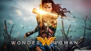 Wonder Woman - Unstoppable (Sia)