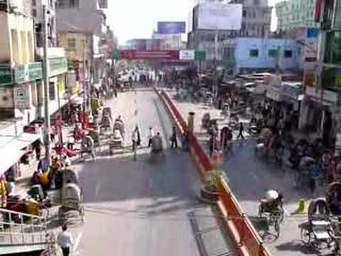 Rajshahi, Saheeb Bazar Road