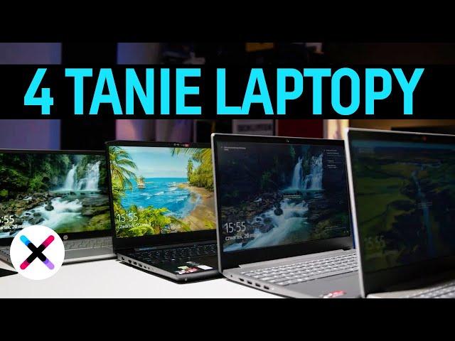 TEST TANICH LAPTOPÓW 💻 | Testujemy laptopy poniżej 3000 złotych: da się na tym grać?