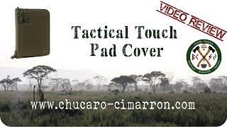 TT Tactical Touch Pad Cover - Funda para Tabletas