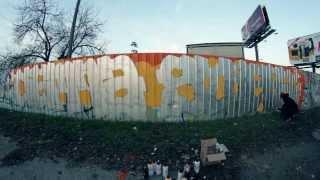 CIEMNA STREFA - GRAFFITI DIAZKO CSM #EPIZOD 01 muz. NWS.