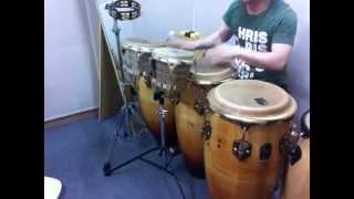 conga bongo combination 강보승