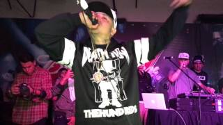 King lil G - Differnt World LIVE