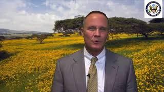 U.S. Ambassador in Ethiopia Michael Raynor's Ethiopian new year message
