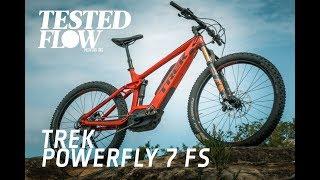 Tested: Trek Powerfly 7 FS e-bike - Flow Mountain Bike