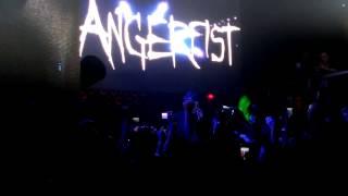 Angerfist hard attack 2015