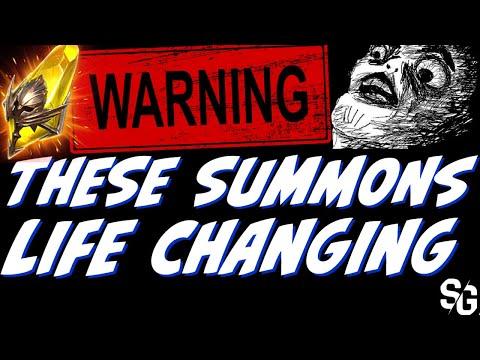 Wild weekend! Salty summons **WARNING** Raid Shadow Legends
