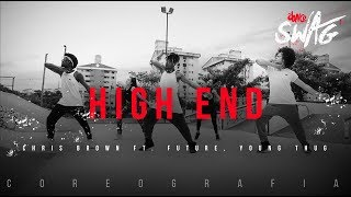 High End - Chris Brown ft. Future, Young Thug | FitDance SWAG (Choreography) Dance Video