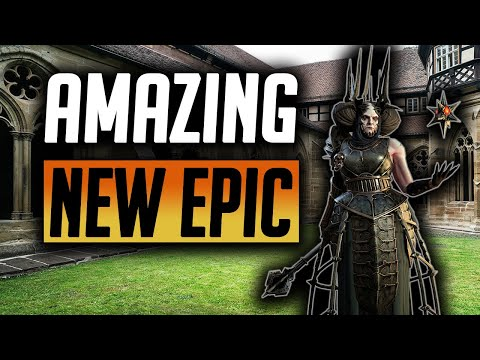 *NEW EPIC* RECTOR DRATH IS AN AMAZING HEALER! MVP FACTION WARS | Raid: Shadow Legends