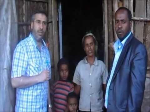 Yardımeli Avrupa Kardeş Aile Buluşması Etiyopya