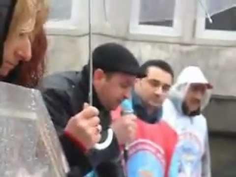 """AYÖP 19 Ocak """"MESLEĞİMİZ ONURUMUZDUR"""" Konuşması"""
