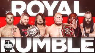 "2018: WWE Royal Rumble 1st Official Theme Song - King Is Born"" ᴴᴰ"