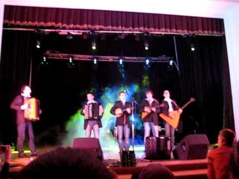 Concert in Lugansk, Ukraine